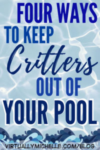 How To Keep Animals From Drowning In Your Pool Virtually